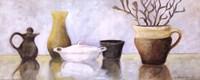 Still Life with Twigs Fine Art Print