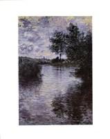 Vetheuil Fine Art Print