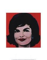 Red Jackie, 1964 Fine Art Print