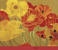 Poppy Garden I Fine Art Print