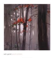 Autumn Embers Fine Art Print