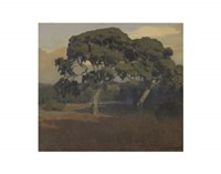 The Oaks Fine Art Print