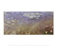 Water Lilies, c. 1915-1926 Fine Art Print