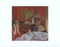 The Dessert, or After Dinner, c. 1920 Fine Art Print