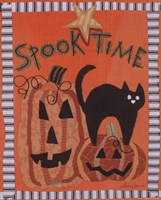 Spook Time Fine Art Print