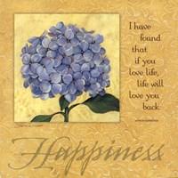 Happiness - Hydrangea Fine Art Print