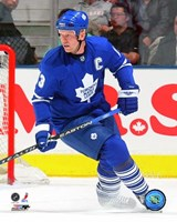 Mats Sundin - '07 / '08 Home Action Fine Art Print