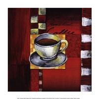 Brewing Coffee Fine Art Print