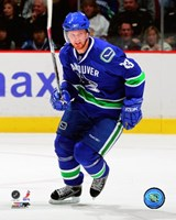 Henrik Sedin - 2007 Home Action Fine Art Print
