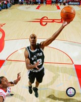 Bruce Bowen 2007-08 Action Fine Art Print