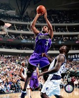 Shareef Abdur-Rahim 2007-08 Action Fine Art Print