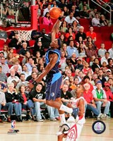 Josh Howard 2007-08 Action Fine Art Print