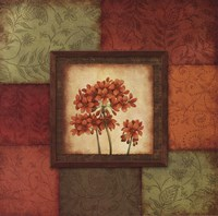 Serenity I Framed Print
