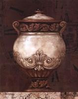 Timeless Urn II Framed Print