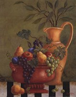 Fresco Fruit II Fine Art Print