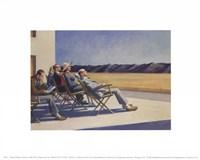 People in the Sun Fine Art Print