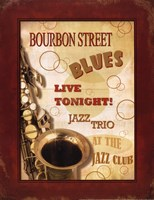 New Orleans Jazz III Fine Art Print