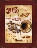 New Orleans Jazz IV Framed Print