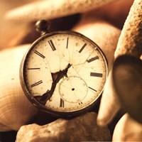 Lost in Time I Framed Print