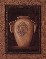 Ancient Pottery I - mini Fine Art Print