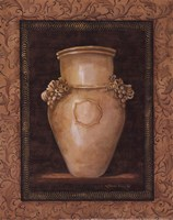 Ancient Pottery II - mini Fine Art Print