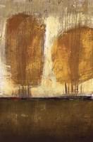Shades of Gold I Fine Art Print