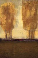 Shades of Gold II Fine Art Print