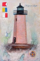 Newport Light Fine Art Print