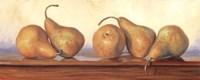 Pears III Fine Art Print