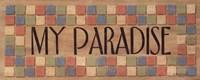 My Paradise Fine Art Print