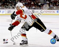 Jarome Iginla 2007-08 Action Fine Art Print