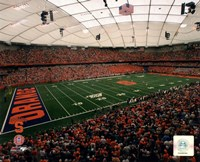 Carrier Dome Syracuse University Orangemen 2006 Fine Art Print