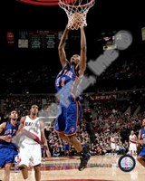 Jamal Crawford 2007-08 Action Shot Fine Art Print
