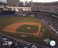 Yankee Stadium Opening Day, 2008 Fine Art Print