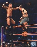 Randy Orton - Wrestlemania 24, 2008 #486 Fine Art Print
