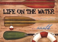 Life on the Water Fine Art Print