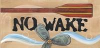 No Wake Fine Art Print