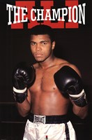 Ali - The Champion Wall Poster