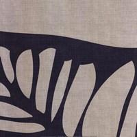 Shadow Leaf II Fine Art Print
