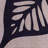 Shadow Leaf III Fine Art Print