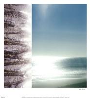 Oceans I Framed Print