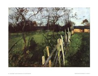 Home Fields Fine Art Print