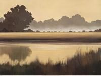 Golden Glow Fine Art Print