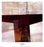 Longcut III Framed Print