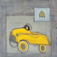 Drive Fine Art Print