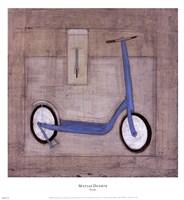 Scoot Fine Art Print