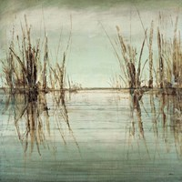 Blue Tranquility I Fine Art Print