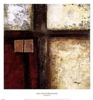 Entradita II Framed Print