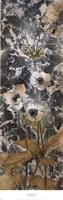 Slender Blossoms II Framed Print