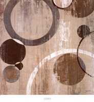 Orlando Mod Circles I Fine Art Print